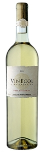Vinecol Torrontés 2009, Mendoza, Made With Organically Grown Grapes Bottle