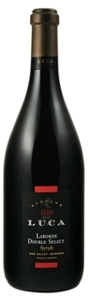 Luca Laborde Double Select Syrah 2008, Uco Valley, Mendoza Bottle