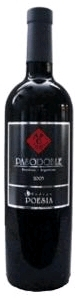 Bodegas Poesia Pasodoble 2007, Mendoza Bottle