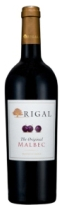 Rigal The Original Malbec 2008, Vin De Pays Du Lot Bottle
