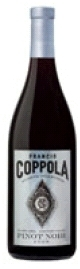 Francis Coppola Diamond Collection Silver Label Pinot Noir 2008, Monterey County Bottle