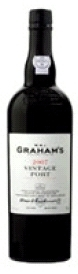 Graham's Vintage Port 2007 Bottle