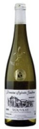 Domaine Sylvain Gaudron Vouvray Demi Sec 2006, Ac Vouvray Bottle