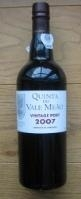 Quinta Do Vale Meão Vintage Port 2007 2007 Bottle
