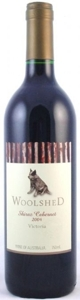 Woolshed Shiraz Cabernet 2006 Bottle