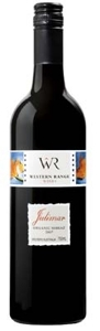 Western Range Julimar Organic Shiraz 2007, Western Australia Bottle