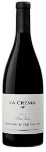 La Crema Pinot Noir 2008, Russian River Valley Bottle
