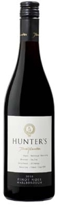 Hunter's Pinot Noir 2008, Marlborough, South Island Bottle