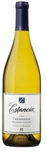 Estancia Pinnacles Ranches Chardonnay 2008, Monterey County Bottle