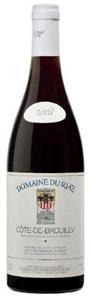 Domaine Du Riaz Côte De Brouilly 2008, Ac Bottle