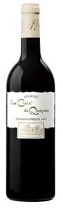Château La Croix De Queynac 2005, Ac Bordeaux Supérieur Bottle