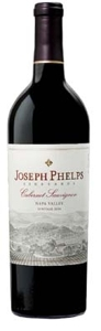 Joseph Phelps Cabernet Sauvignon 2006, Napa Valley Bottle