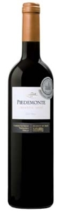 Bodegas Piedemonte Crianza Blend 2006, Do Navarra Bottle