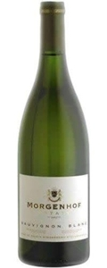 Morgenhof Estate Sauvignon Blanc 2008, Wo Simonsberg Stellenbosch Bottle