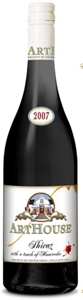 Juno Arthouse Shiraz/Mourvèdre 2007, Wo Coastal Region Bottle
