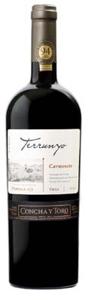Concha Y Toro Terrunyo Block 27 Carmenère 2006, Peumo, Cachapoal, Rapel Valley Bottle