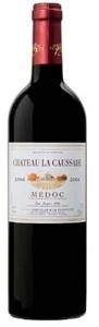 Château La Caussade 2004, Ac Médoc Bottle