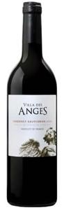Menard De Ginestous Villa Des Anges Cabernet Sauvignon 2008, Vins De Pays D'oc Bottle