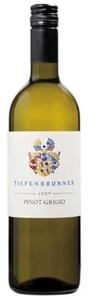 Tiefenbrunner Pinot Grigio 2009, Doc Südtirol Alto Adige Bottle