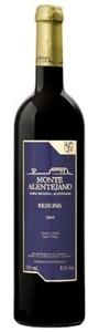 Monte Alentejano Reserva 2005, Vinho Regional Alentejano Bottle