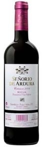 Señorio De Ardura Crianza 2006, Doca Rioja Bottle