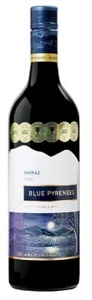 Blue Pyrenees Shiraz 2006, Pyrenees, Victoria Bottle