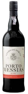 Messias Ruby Port, Doc Douro Bottle