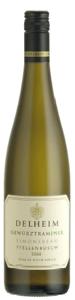 Delheim Gewürztraminer 2009, Wo Simonsberg Stellenbosch Bottle