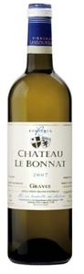 Château Le Bonnat White 2007, Ac Graves Bottle