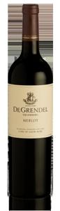 De Grendel Merlot 2007, Wo Durbanville Bottle