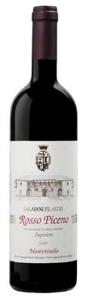 Saladini Pilastri Montetinello Rosso Piceno Superiore 2007, Doc Bottle