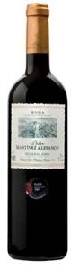 Pedro Martinez Alesanco Reserva 2005, Doca Rioja Bottle