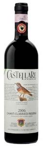 Castellare Di Castellina Riserva Chianti Classico 2006, Docg Bottle