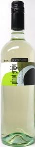 Serenissima Veneto Pinot Grigio Igt 2007 Bottle