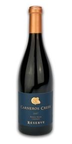 Carneros Creek Reserve Pinot Noir 2007, Carneros Bottle