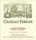 Chateau Ferran Blanc 2007 Bottle