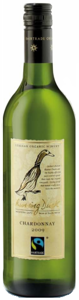 Stellar Organic Winery Running Duck Chardonnay 2009, Wo Western Cape Bottle