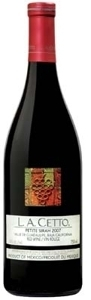 L.A. Cetto Petite Sirah 2007, Guadalupe Valley, Baja California Bottle