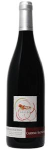 Domaine Bassac Cabernet Sauvignon 2008, Vins De Pays Des Cotes De Thongue Bottle