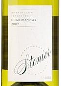 Stonier Chardonnay 2007, Mornington Peninsula, Victoria Bottle