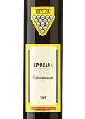 Nittnaus Pinorama Trockenbeerenauslese 2001, Prädikatswein Bottle