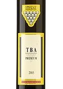 Nittnaus Premium Trockenbeerenauslese 2005, Prädikatswein Bottle