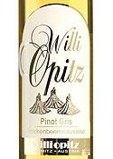 Willi Opitz Pinot Gris Trockenbeerenauslese 2006 Bottle