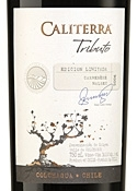 Caliterra Tributo Edicion Limitada Carmenère/Malbec 2006, Colchagua Valley Bottle