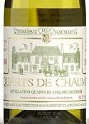 Domaine Des Baumard Quarts De Chaume 2006, Ac, Estate Btld. Bottle