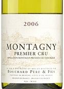 Bouchard Père & Fils Montagny 1er Cru 2006 Bottle