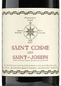 Saint Cosme Saint Joseph 2005, Ac Bottle