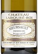Château Labouré Roi Poruzot Meursault 1er Cru 2006, Ac Bottle