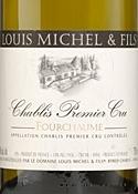 Louis Michel & Fils Fourchaume Chablis 1er Cru 2006, Ac Bottle