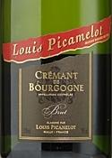 Louis Picamelot Crémant De Bourgogne, Ac Bottle